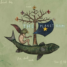 The Planet Sleeps - Various Artists